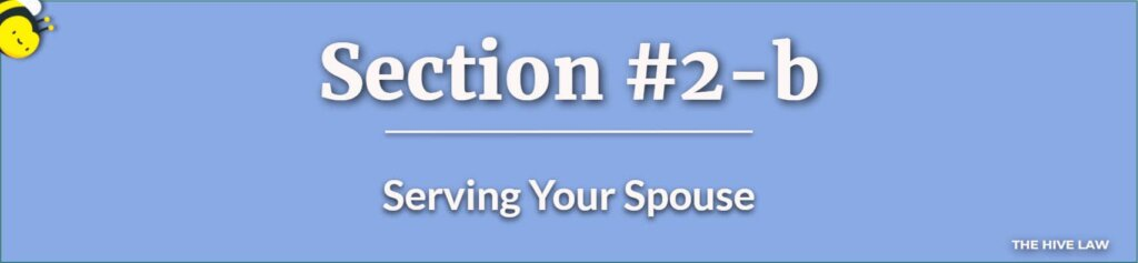 Serving Your Spouse Divorce Papers - How Long Does It Take To Serve Divorce Papers - How Long Does A Divorce Take