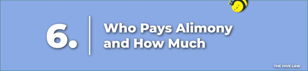 Who Pays Alimony and How Much - Prenuptial Agreement Checklist
