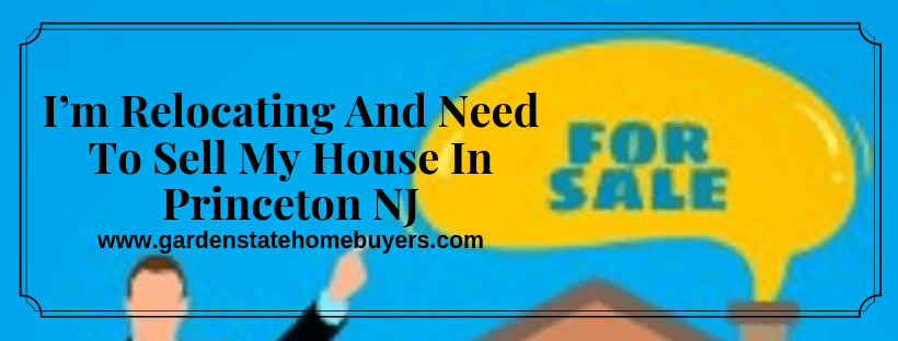Sell My House In Princeton NJ