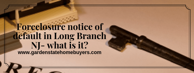 House buyers in Long Branch NJ