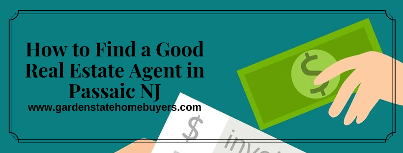 Sell your house in Real Estate Agent in Passaic NJ
