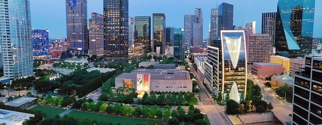 City view of Dallas on the sell your house fast for cash in Dallas TX page