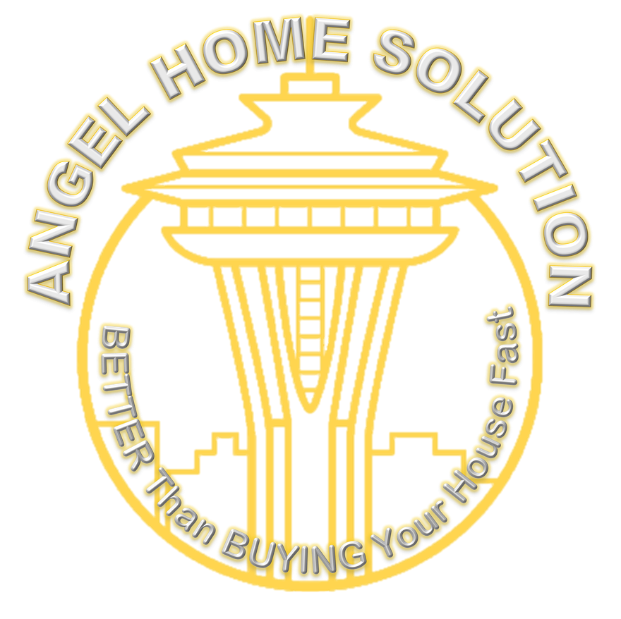 ANGEL HOME SOLUTION logo