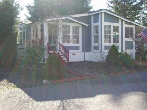 Mobile Home in Seattle that we bought for cash