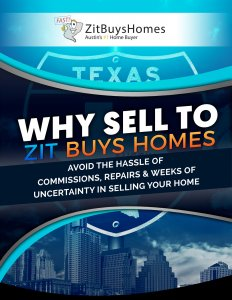 Why sell to a professional home buyer in Austin