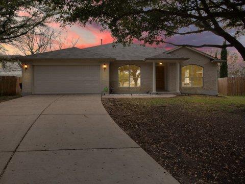 2336 Vernell WAY Round Rock TX 78664