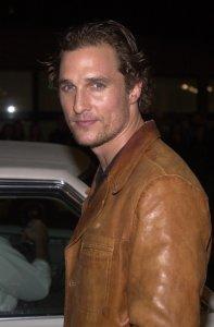 Matthew McConaughey Austin TX