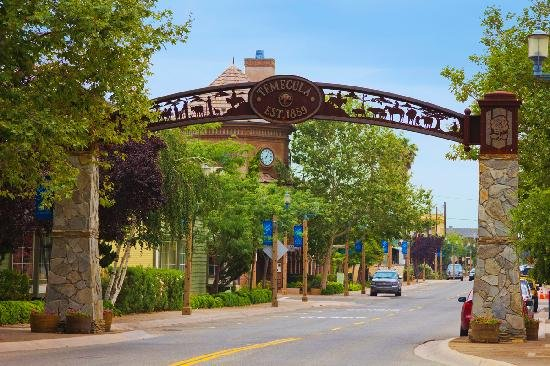 Old city in Temecula CA, on the sell your house fast in Temecula page