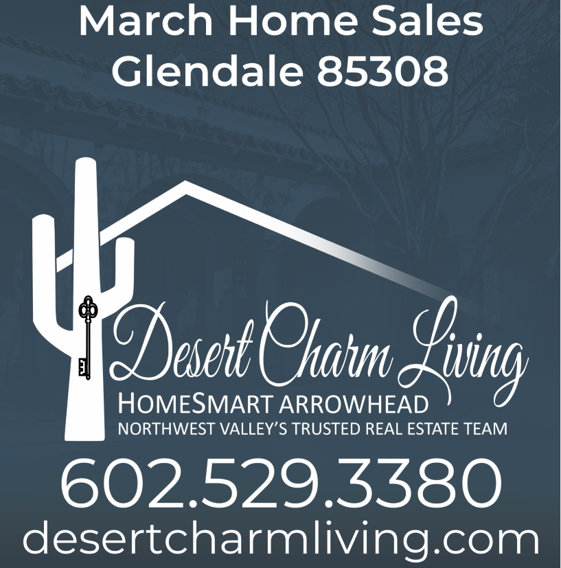 Recently Sold Homes In Glendale 85308 March 2019