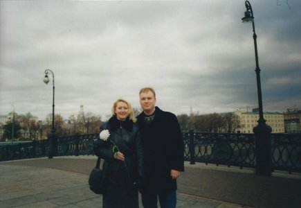 Living in Moscow