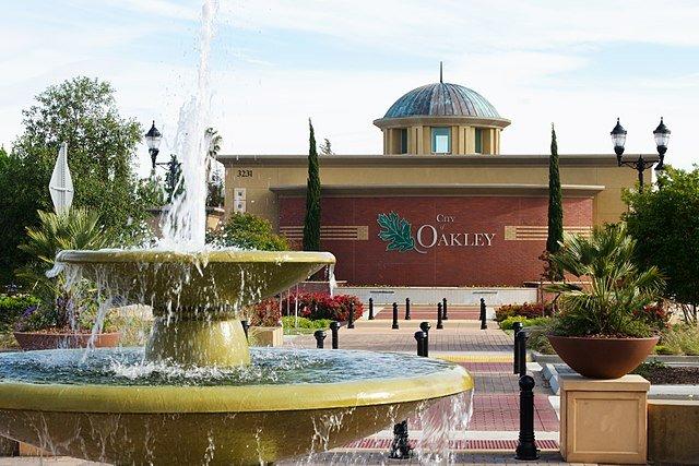 city hall in Oakley California