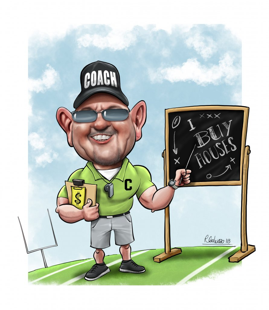 Coach @ Coach Buys Homes