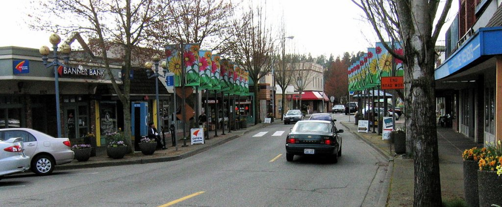 Downtown Bothell WA - on the sell your house fast in Bothell page