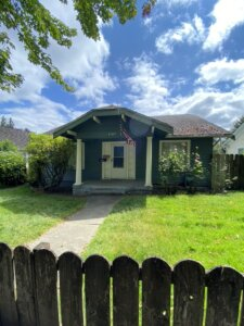 South Tacoma House Owners were able to sell As Is For Cash