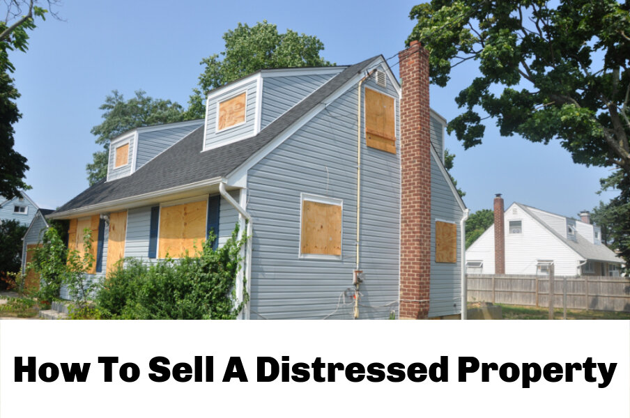 How to Sell A distressed house in Seattle