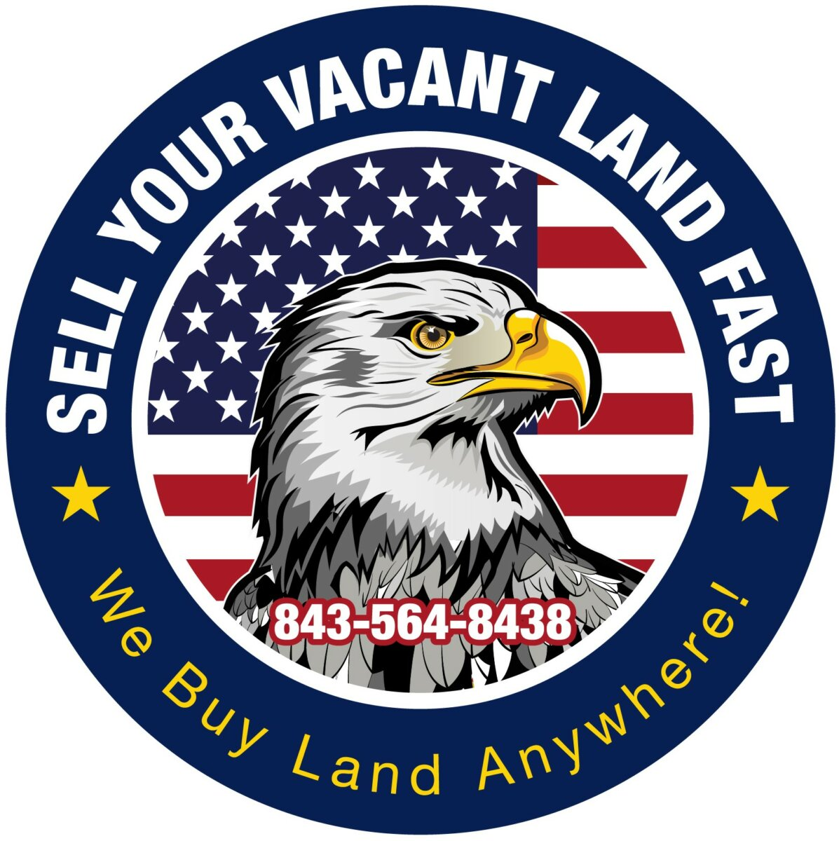 Sell Your Land Fast In South Carolina logo