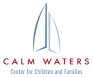 calm waters logo