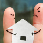 What If My House Won't Sell During A Divorce in Trenton City?