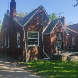 Red Brick Single family home for sale in Detroit