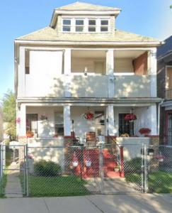 White Shingle type home for sale in Tarnow St. Detroit