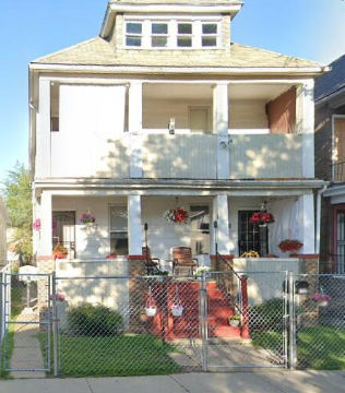 Fully fenced 2 Story Single Family type Home for sale in Detroit