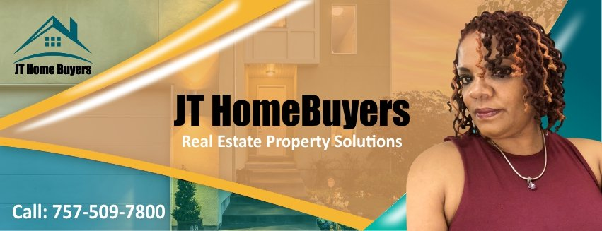 J.T. Home Buyers LLC  logo