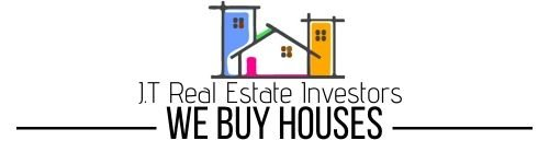 JT buy houses  logo
