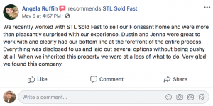 sell my house st louis review