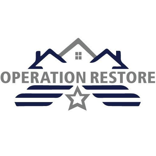 OPERATION RESTORE: We Buy Houses Fast, Any Condition logo