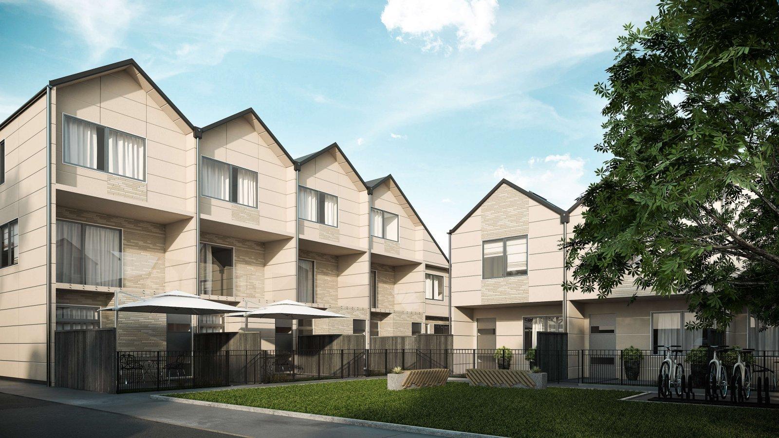 2 Bedroom Townhouse Brand New Tenant Buyers