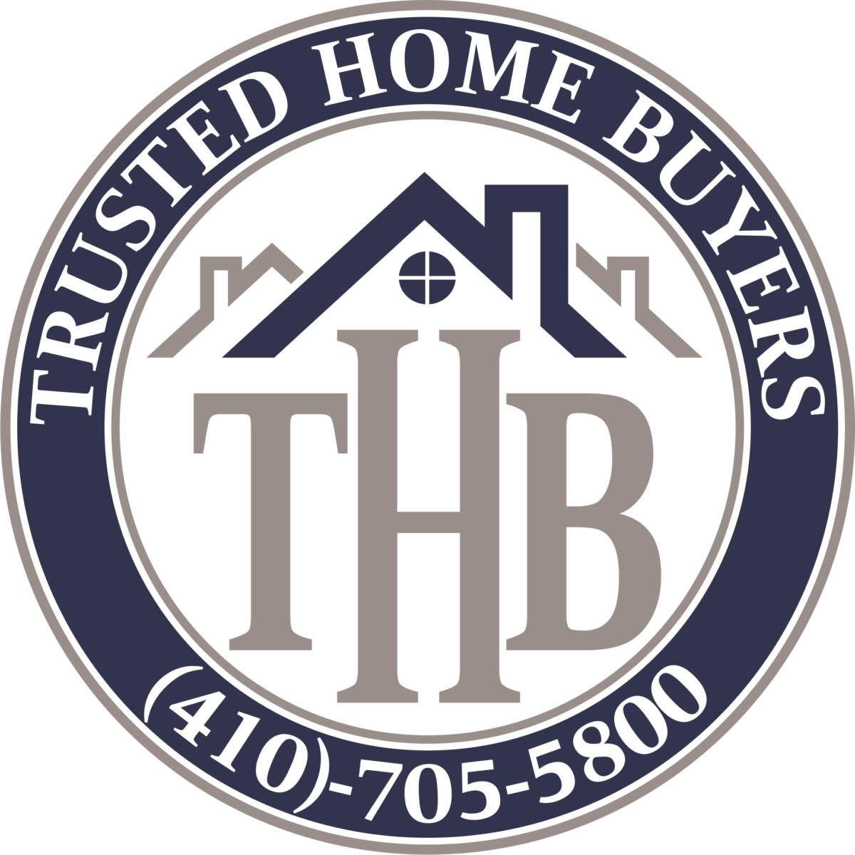 Trusted Home Buyers  logo