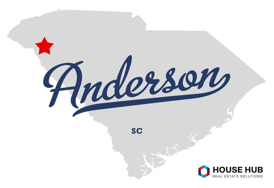 We Buy Houses Anderson SC // House Hub Real Estate Solutions