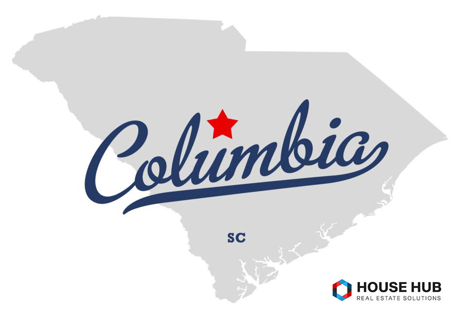 We Buy Houses Columbia SC // House Hub Real Estate Solutions