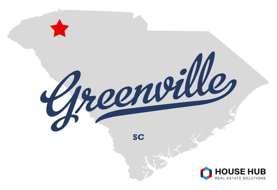 We Buy Houses Greenville SC // House Hub Real Estate Solutions