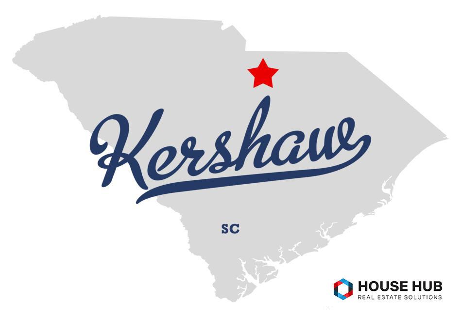 We Buy Houses Kershaw SC // House Hub Real Estate Solutions