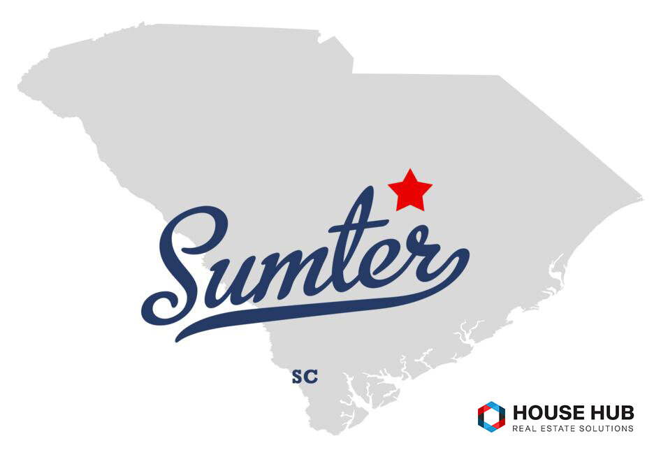We Buy Houses Sumter SC // House Hub Real Estate Solutions
