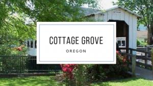 Cottage Grove, Covered Bridge