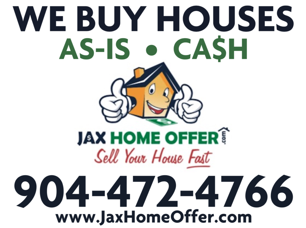 Jax Home Offer Logo We Buy Houses