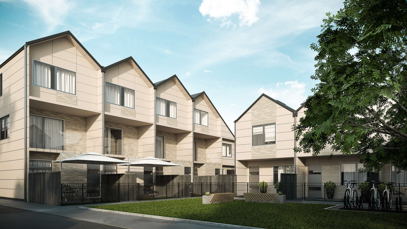 2 Bed Townhouse Brand New Rent To Own Optiontoown