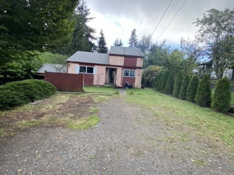 Investment property for sale in Bremerton WA