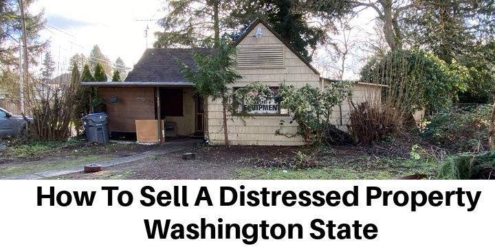 Distressed House Sold To Kind House Buyers In Tacoma