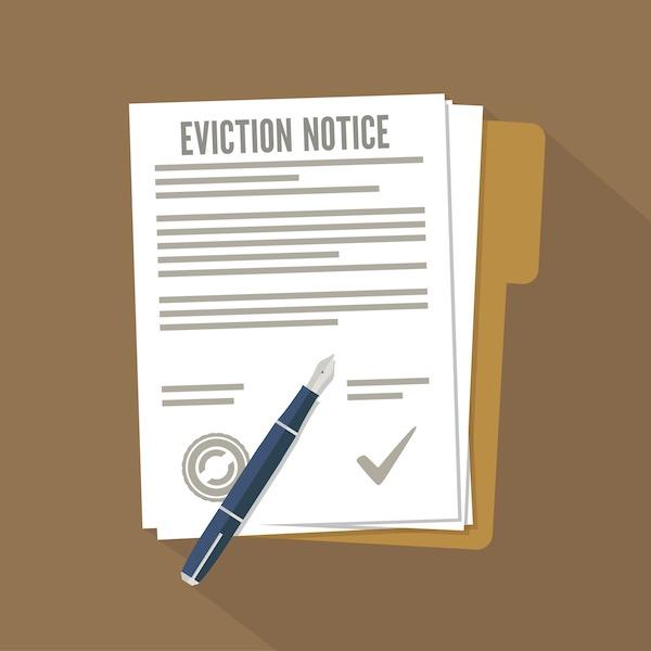 eviction notice columbus georgia