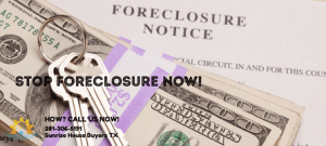 Foreclosure? We are Homebuyers in Houston