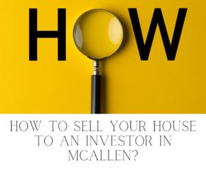 We Buy Houses McAllen