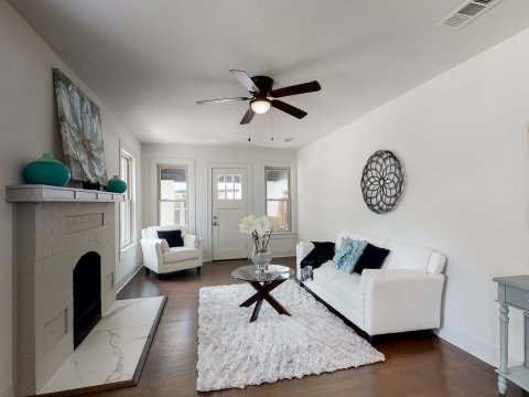 For Sale: 4927 Birchman Ave, Fort Worth TX