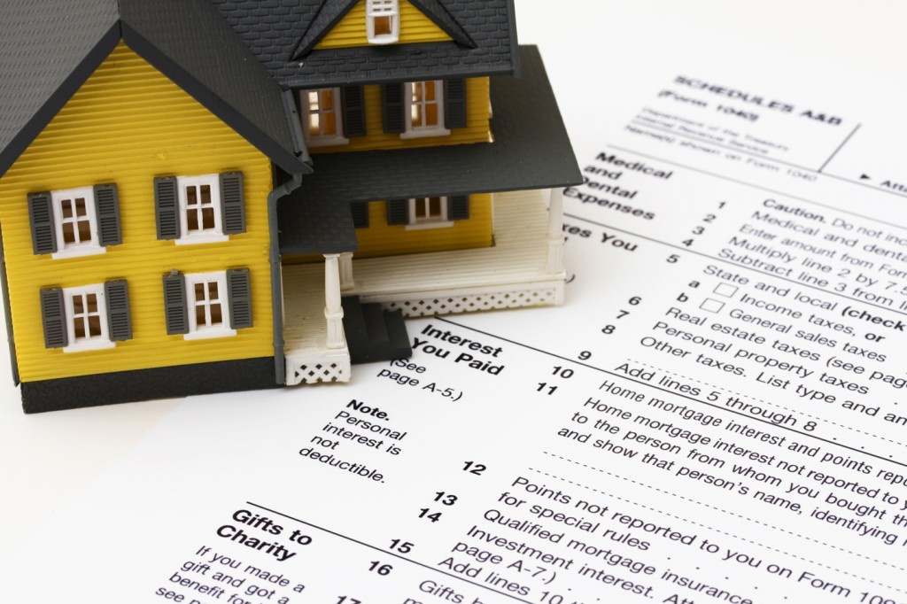 Investment Property Tax Deductions List for Baltimore