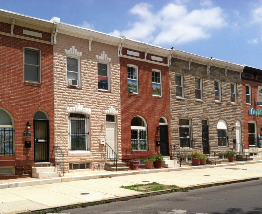 good investment property in Baltimore