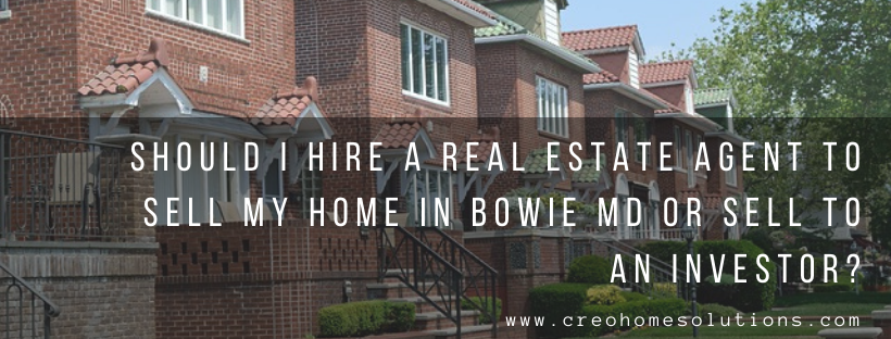 We buy houses in Bowie MD