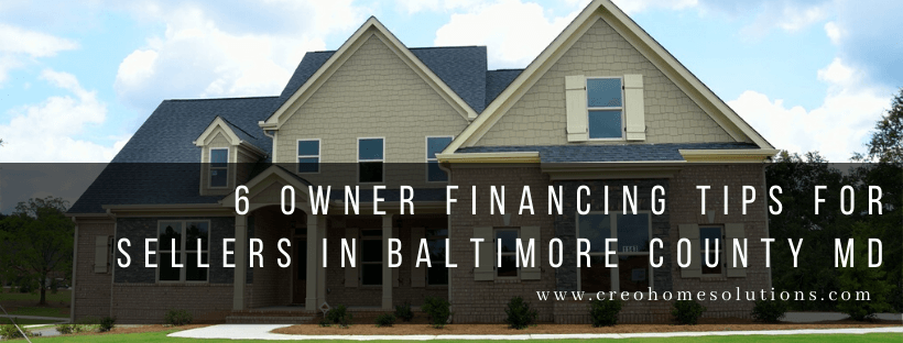Sell My House In Baltimore County MD