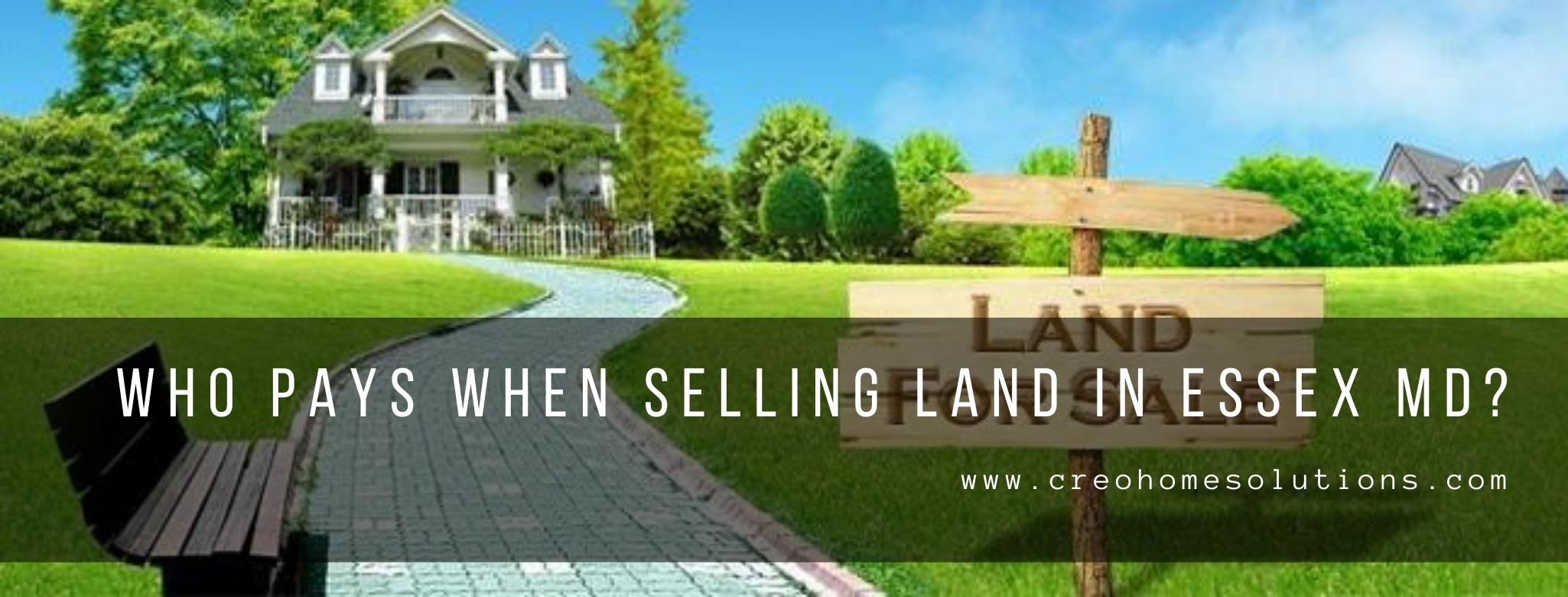 We buy properties in Essex MD